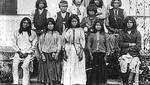 The history of the Native American