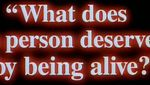 What Does a Person Deserve?